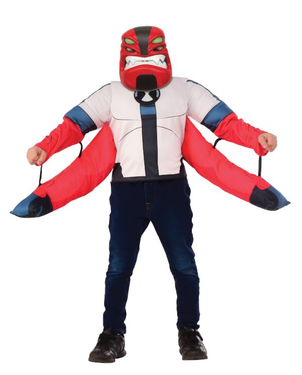Four Arms Deluxe Costume
