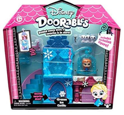 Disney Doorables Themed Playset