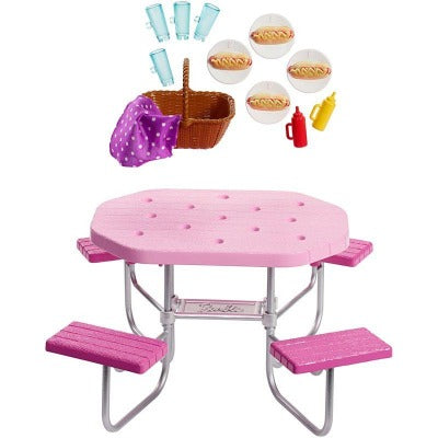 Barbie™ Furniture - Outdoor