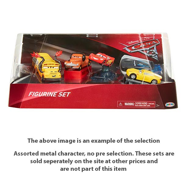 Assorted Figurine Boy Sets