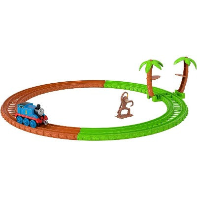 Fisher-Price® Thomas & Friends™ TrackMaster™ Monkey Trouble Thomas Track Set