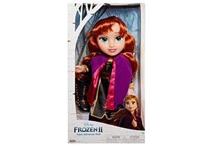Frozen 2 Travel Doll