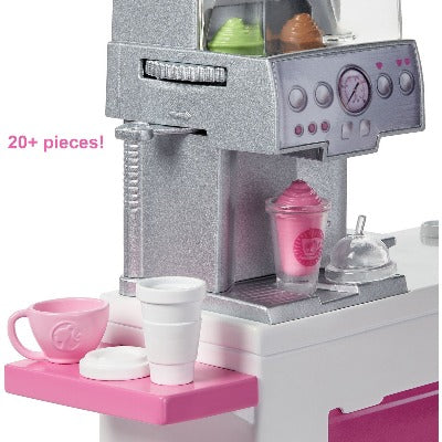 Barbie™ Coffee Shop