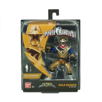 Power Rangers Super Ninja Steel Action Hero