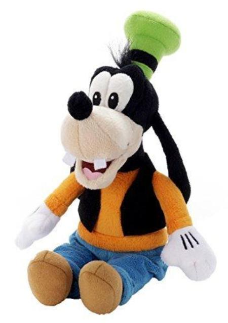 Disney Mickey & Minnie Plush- Goofy Plush With Sound