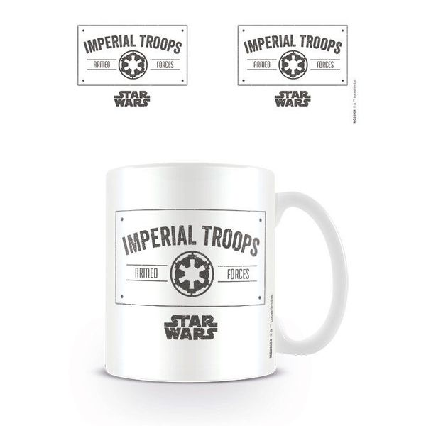 Marvel Star Wars Imperial Stormtrooper Mug