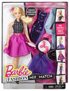 Barbie Fashion Mix N Match Doll