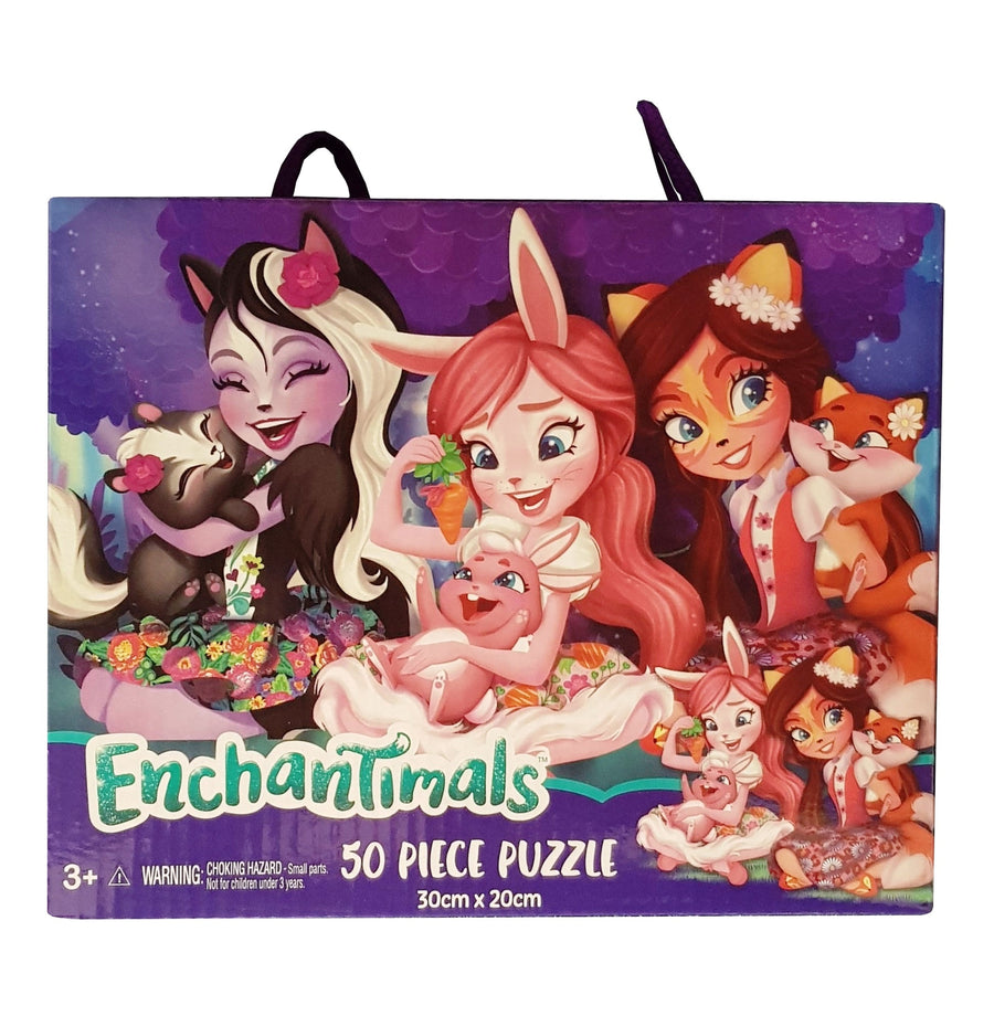 Enchantimals 50 Pcs Puzzles