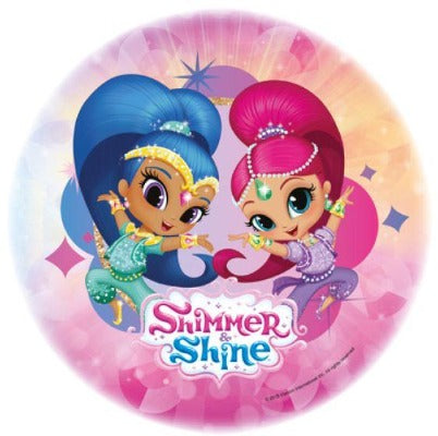 Shimmer And Shine Large Pvc Ball