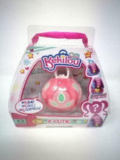 Kekilou Surprise Mini Doll 1 Pack Asst