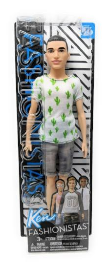 Barbie Ken Fashionistas Doll 16 Cactus Cooler