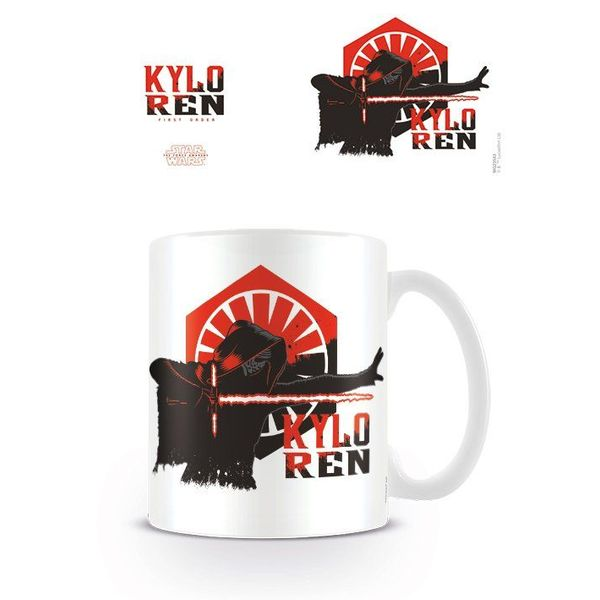Marvel Star Wars Kylo Ren Mug