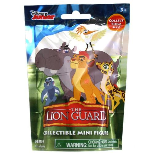 The Lion Guard Collectable Mini Figure Blind Bag Series 5