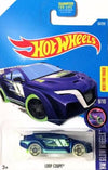 Hot Wheels Glow Wheels Die Cast Car