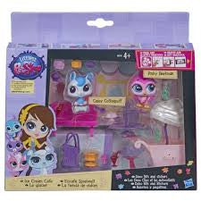 Littlest Pet Shop Deco bits & stickers