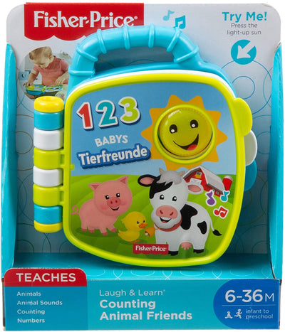 Laugh & Learn® Counting Animal Friends