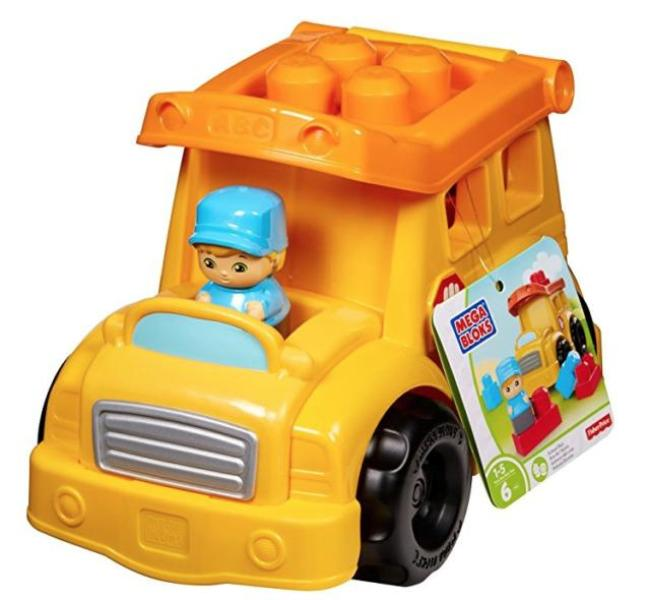 Mega Bloks First Builders Lil Vehicles