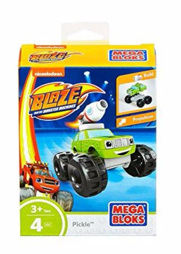 Mega Bloks-Blaze And The Monster Machine
