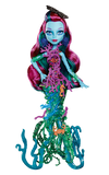 Monster High Great Scarrier Reef Doll