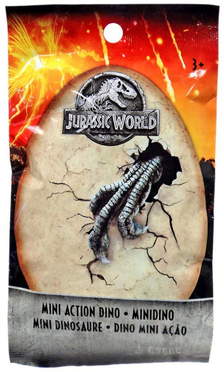 Jurassic World  Mini Dino Figure  Mystery Pack