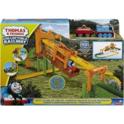 Thomas & Friends Collectible Railway-Misty Island Zip-Line Set