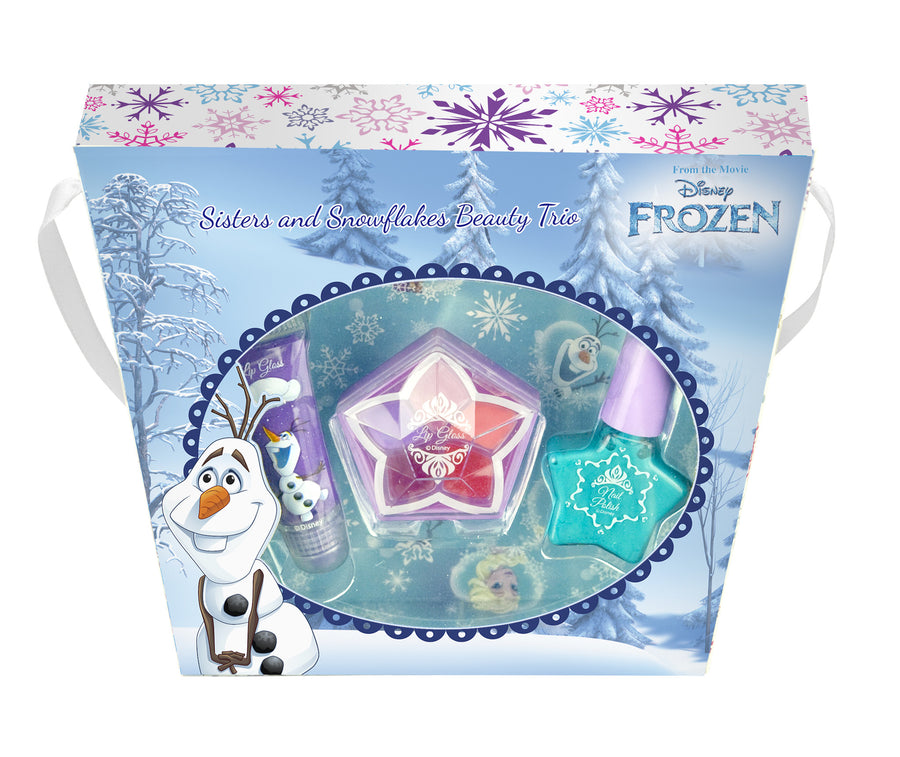 Disney Frozen Sisters and Snowflake Trio Sets