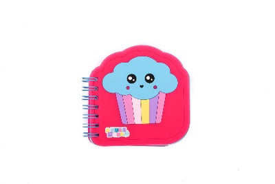Cubiesquad Small Notebook