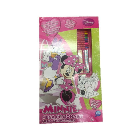 Disney Minnie Mouse Mega Characters