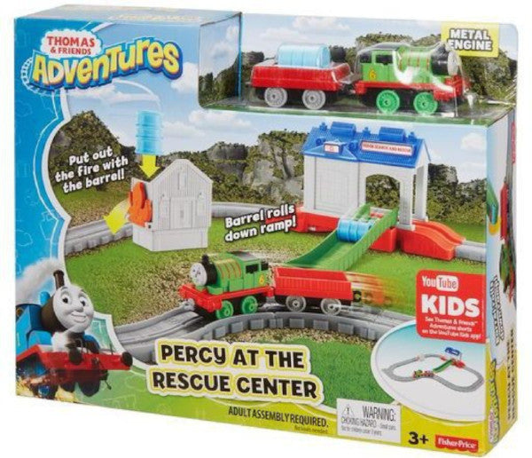 Thomas & Friends Adventures-Percy At The Rescue Center