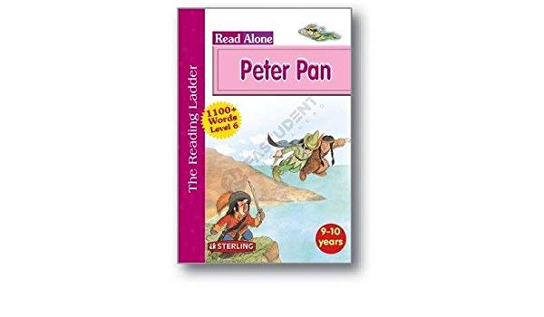 Read Alone Peter Pan