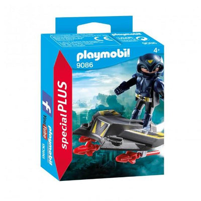 Playmobil Special Plus Sky Knight with Jet 9086