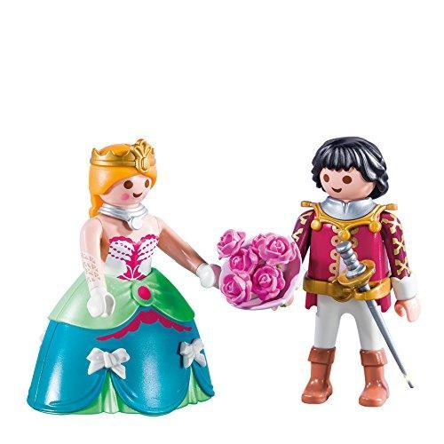 Playmobil Playmo-Friends Prince and Princess Figures 9215