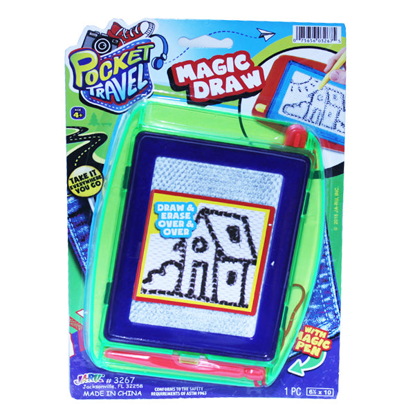 JA-RU Pocket Travel Magic Draw