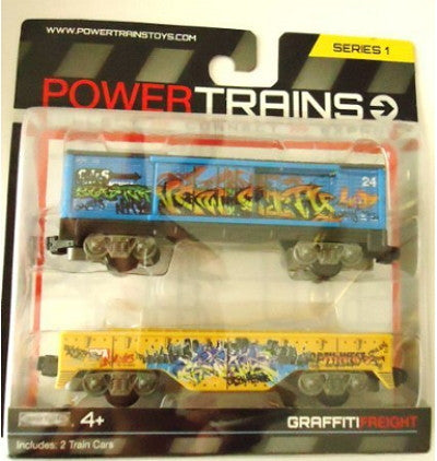 Power Trains 2 Pack (series 1)