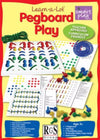 Smart Play Pegboard Play Game