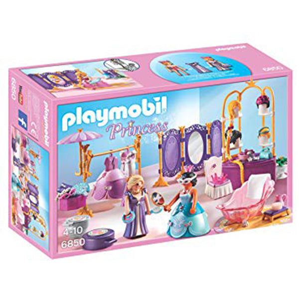 Playmobil Princess Dressing Room with Salon 6850