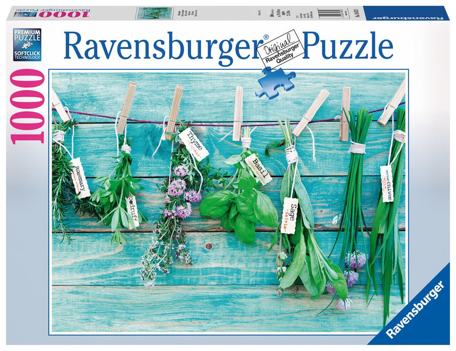Ravensburger XXL 1000pc-Herb Garden
