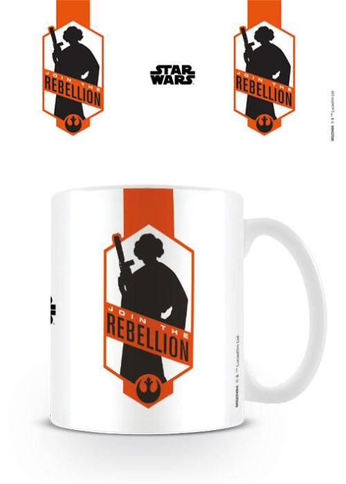 Marvel Star Wars Join The Rebellion Mug