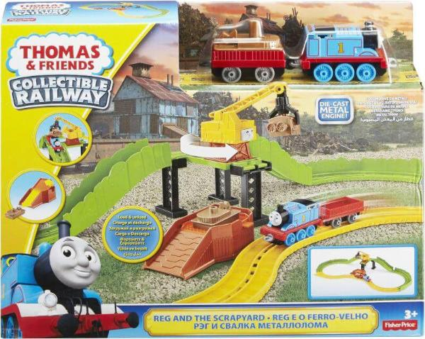 Thomas & Friends Collectible Railway-Reg And The Scrapyard