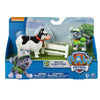 Paw Patrol Rescue Action Pup With Friend