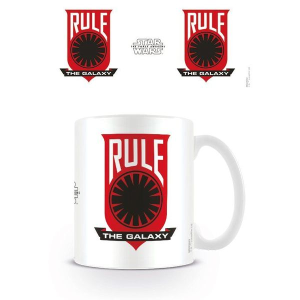 Marvel Star Wars Rule The Galaxy Mug