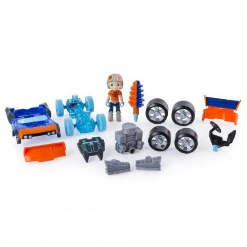 Rusty Rivets Build Me Rivet System