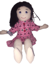 Silver Threads Handmade Rag Dolls