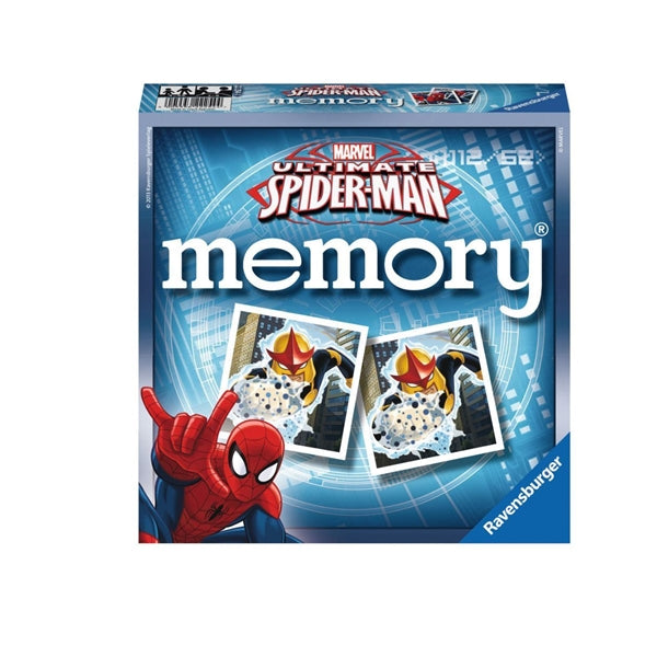 Ravensburger Ultimate Spiderman Memory game