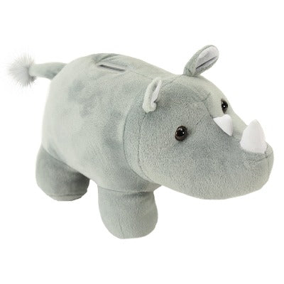 Rhino Thrifers Coin Bank