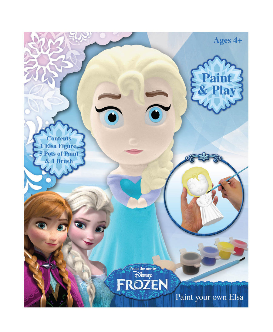 Disney Frozen Paint your Own!