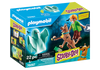 Playmobil SCOOBY-DOO! Scooby & Shaggy with Ghost 70287