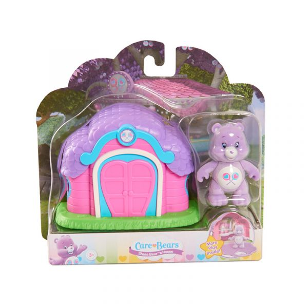 Care Bears Mini House Playset