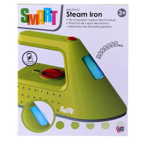 Smart Electronic Steam Iron- Green