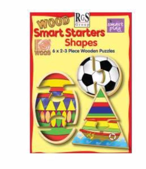 Msk-Smart Play- Smart Starters Shapes